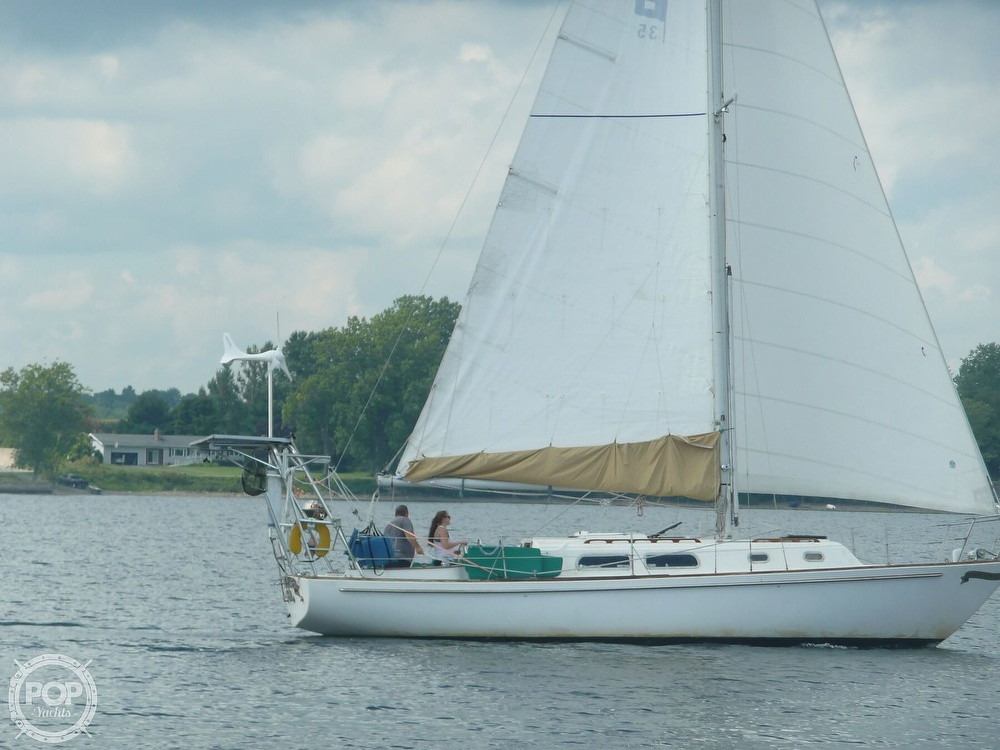 1979 Pearson boat for sale, model of the boat is P35 & Image # 27 of 29