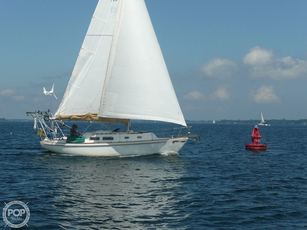 1979 Pearson boat for sale, model of the boat is P35 & Image # 28 of 29