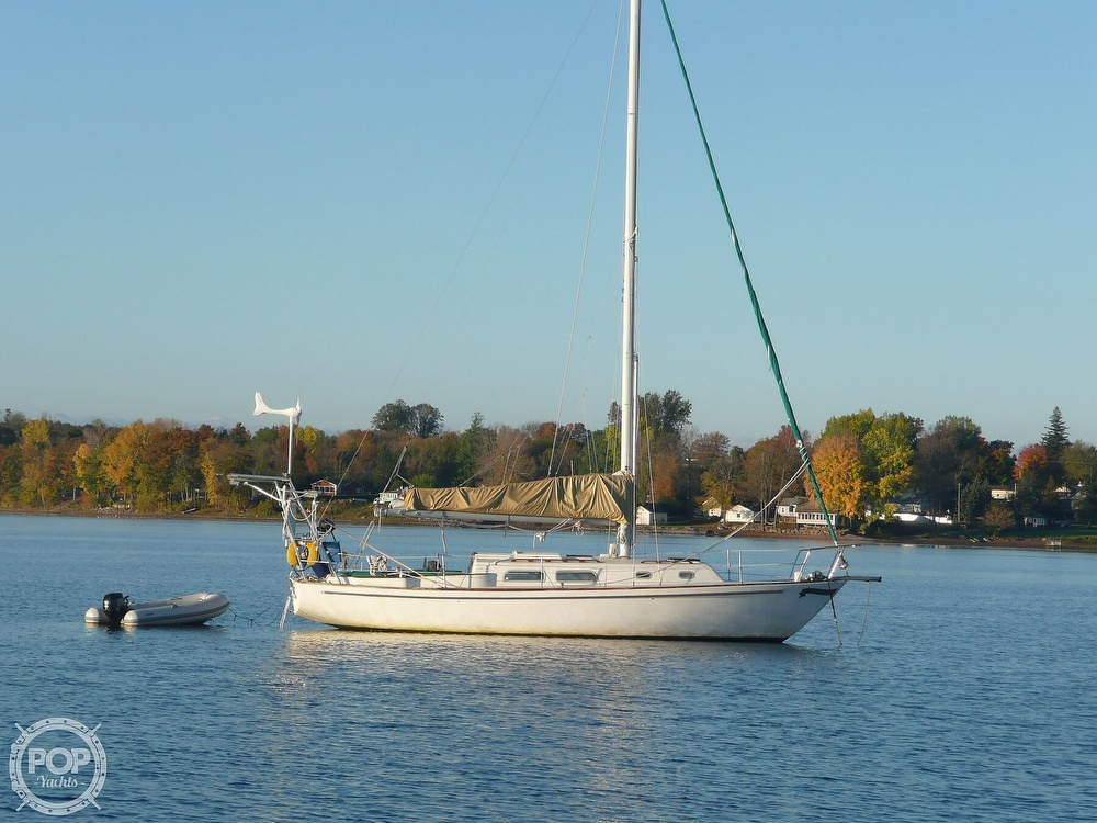 1979 Pearson boat for sale, model of the boat is P35 & Image # 29 of 29