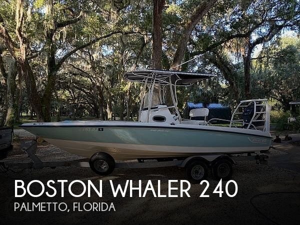 Used Boston Whaler 24 Boats For Sale by owner | 2012 Boston Whaler Dauntless 240
