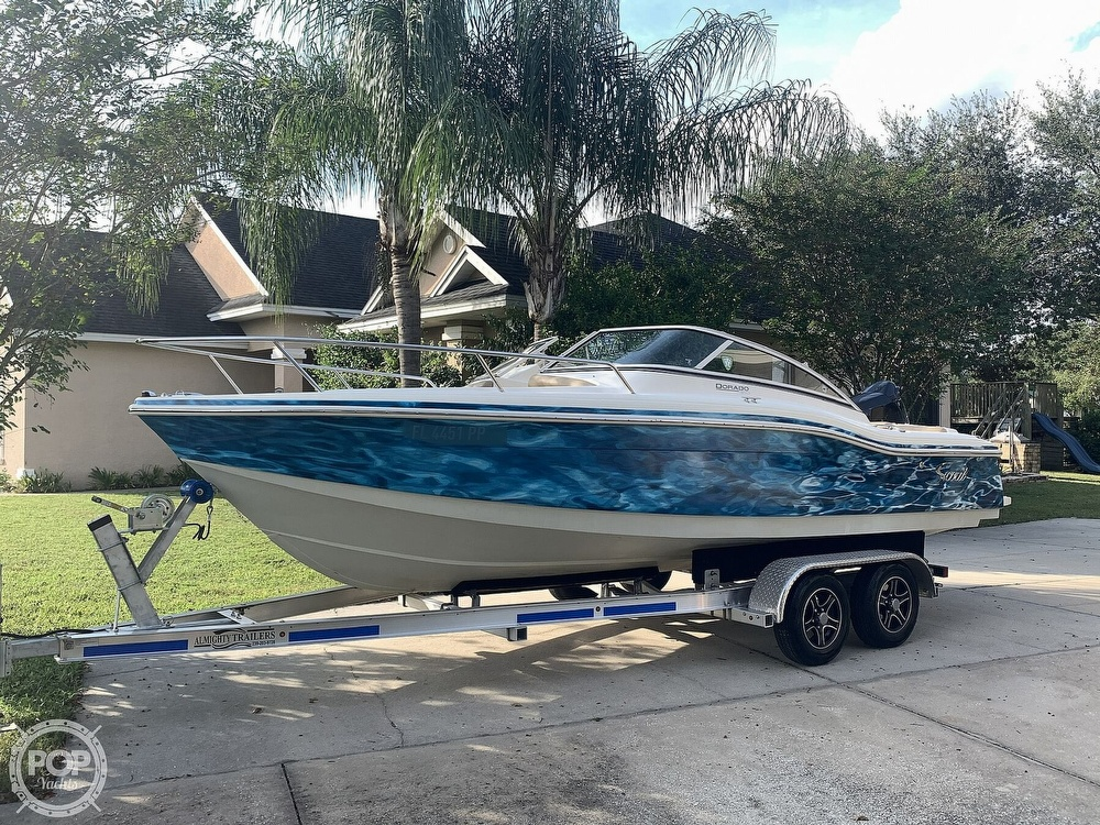 2014 Scout boat for sale, model of the boat is 210 Dorado & Image # 5 of 40