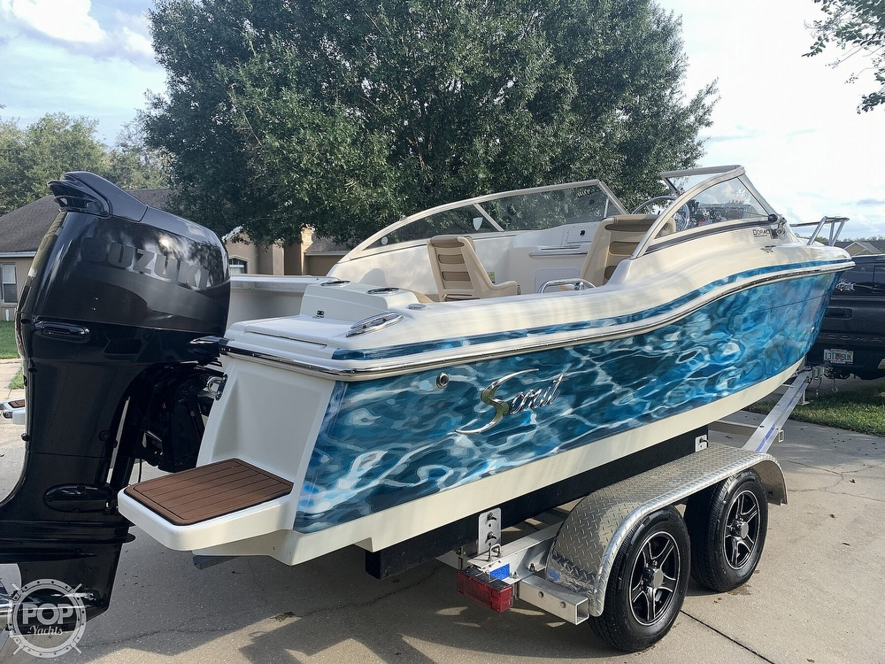2014 Scout boat for sale, model of the boat is 210 Dorado & Image # 20 of 40