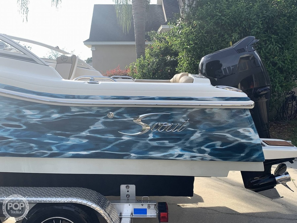2014 Scout boat for sale, model of the boat is 210 Dorado & Image # 30 of 40