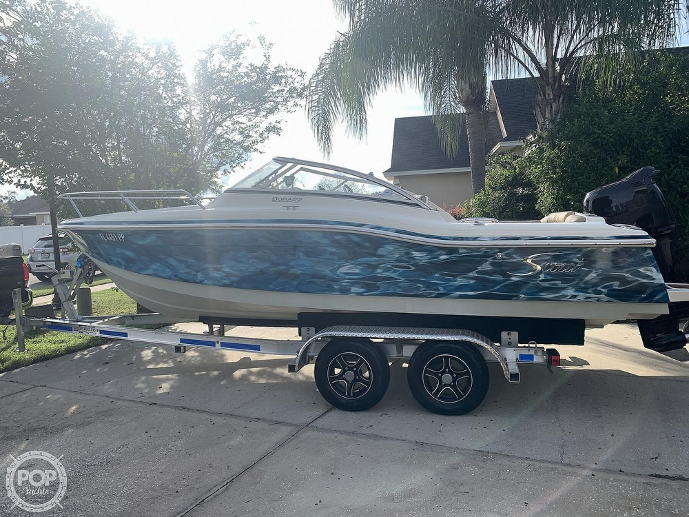 2014 Scout boat for sale, model of the boat is 210 Dorado & Image # 31 of 40