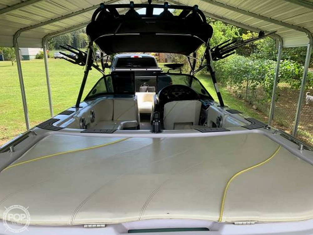 2000 Correct Craft boat for sale, model of the boat is Super Air Nautique & Image # 7 of 41