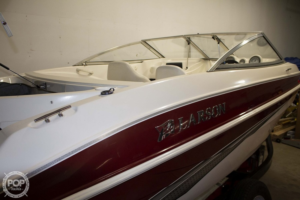 2009 Larson boat for sale, model of the boat is 1750LX & Image # 9 of 41