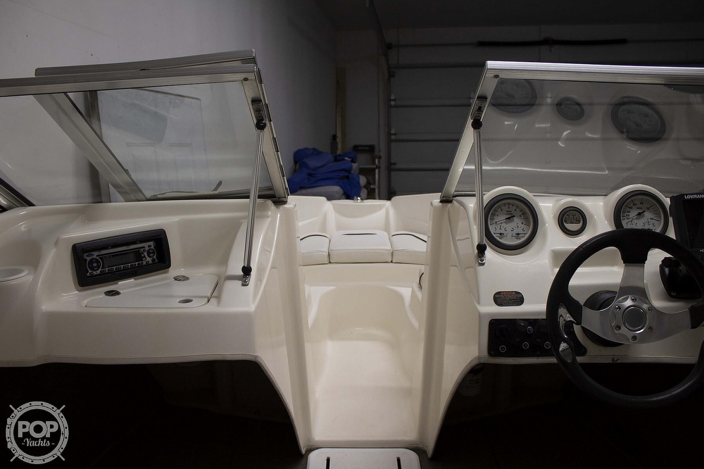2009 Larson boat for sale, model of the boat is 1750LX & Image # 38 of 41