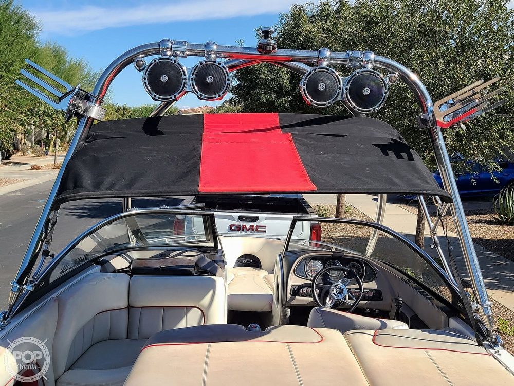 2004 Malibu boat for sale, model of the boat is 23 XTI Wakesetter & Image # 3 of 40