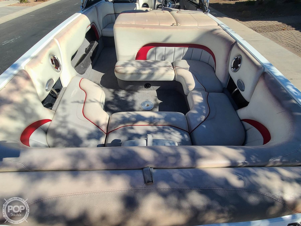 2004 Malibu boat for sale, model of the boat is 23 XTI Wakesetter & Image # 25 of 40