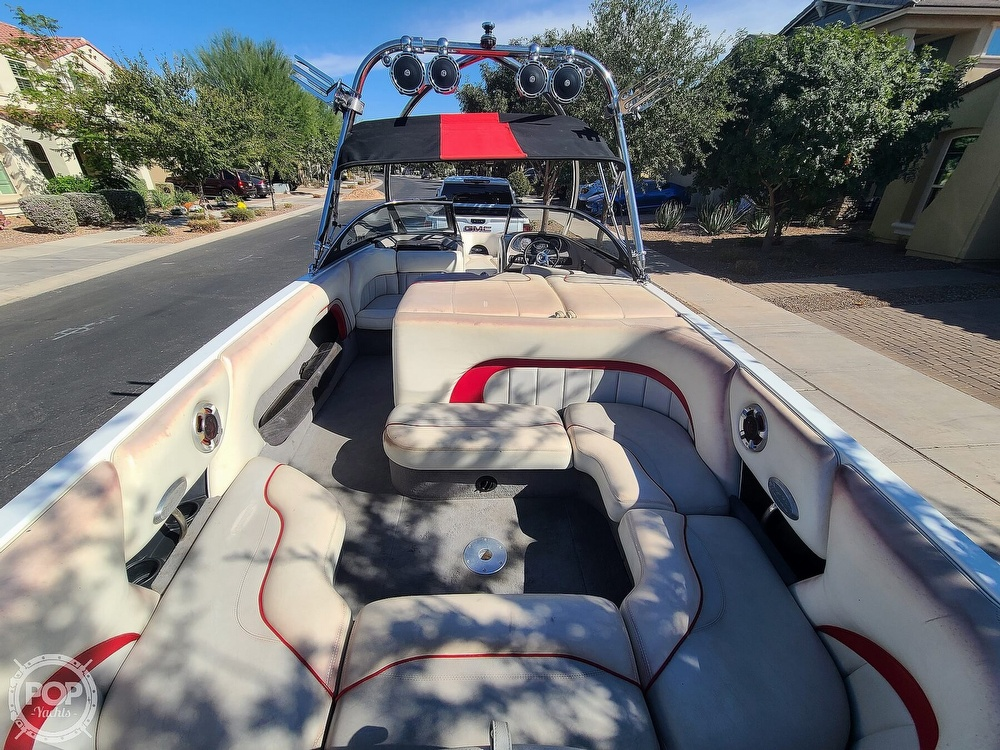 2004 Malibu boat for sale, model of the boat is 23 XTI Wakesetter & Image # 26 of 40