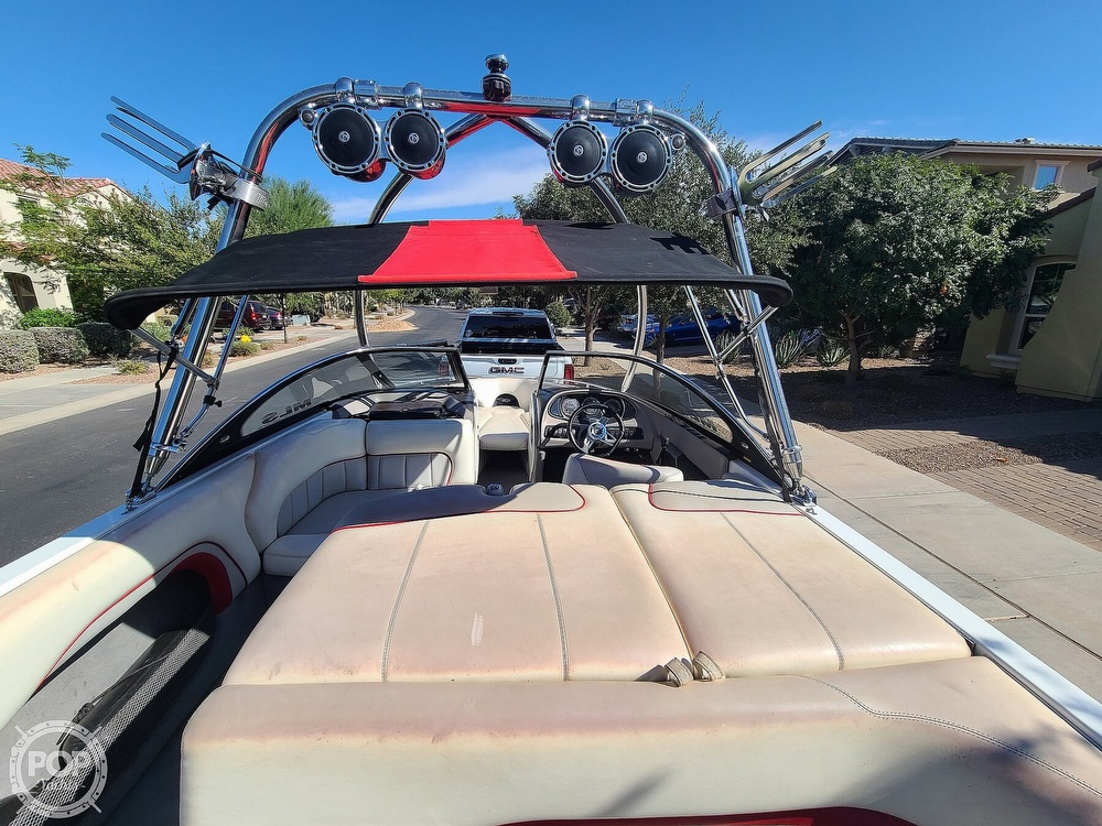2004 Malibu boat for sale, model of the boat is 23 XTI Wakesetter & Image # 29 of 40