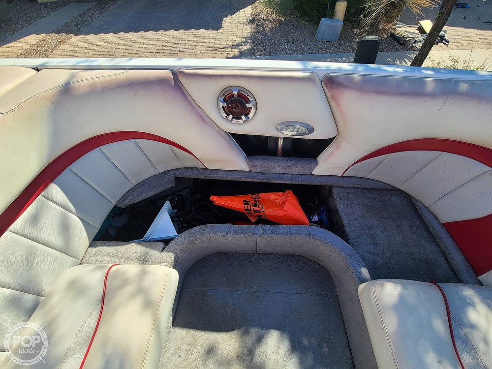 2004 Malibu boat for sale, model of the boat is 23 XTI Wakesetter & Image # 33 of 40
