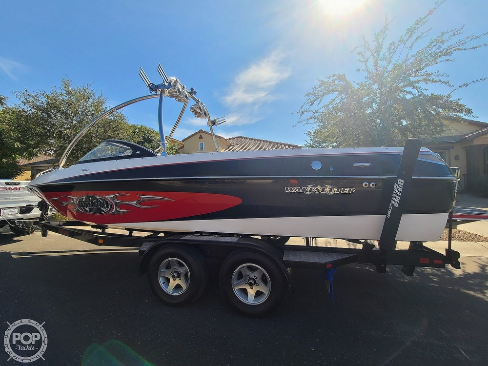 2004 Malibu boat for sale, model of the boat is 23 XTI Wakesetter & Image # 8 of 40