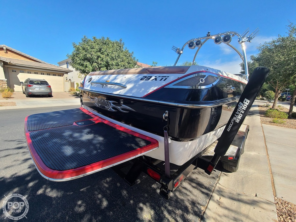 2004 Malibu boat for sale, model of the boat is 23 XTI Wakesetter & Image # 9 of 40