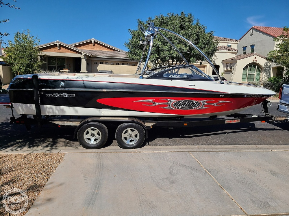 2004 Malibu boat for sale, model of the boat is 23 XTI Wakesetter & Image # 5 of 40