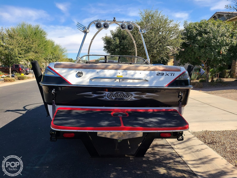 2004 Malibu boat for sale, model of the boat is 23 XTI Wakesetter & Image # 7 of 40