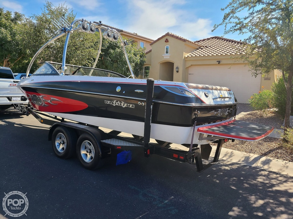 2004 Malibu boat for sale, model of the boat is 23 XTI Wakesetter & Image # 6 of 40