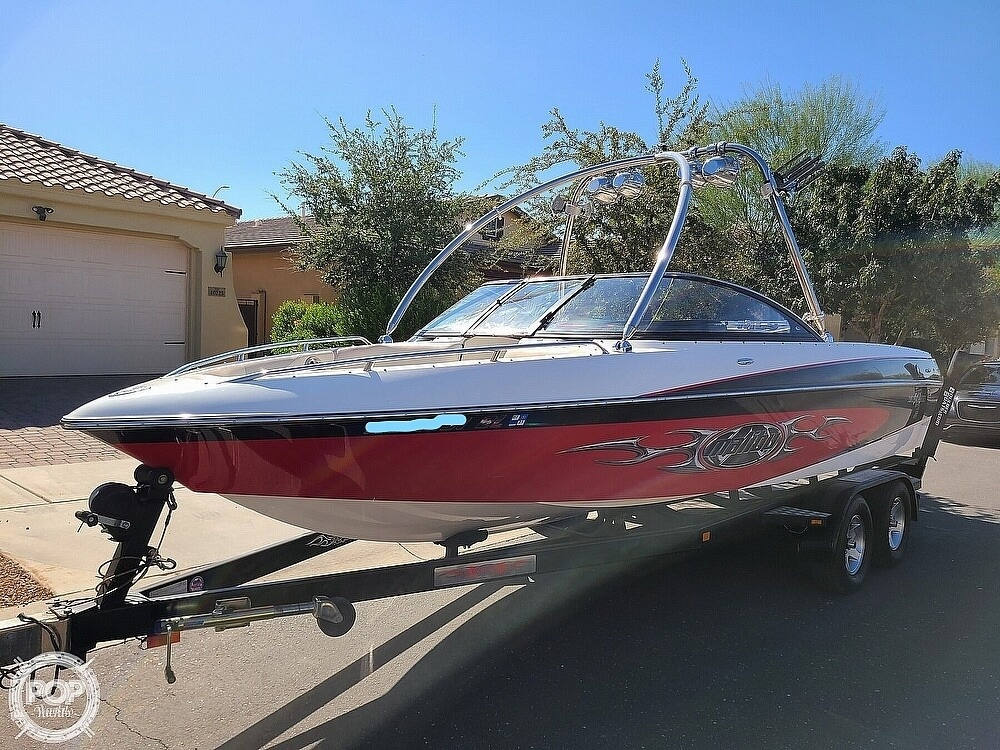 2004 Malibu boat for sale, model of the boat is 23 XTI Wakesetter & Image # 2 of 40
