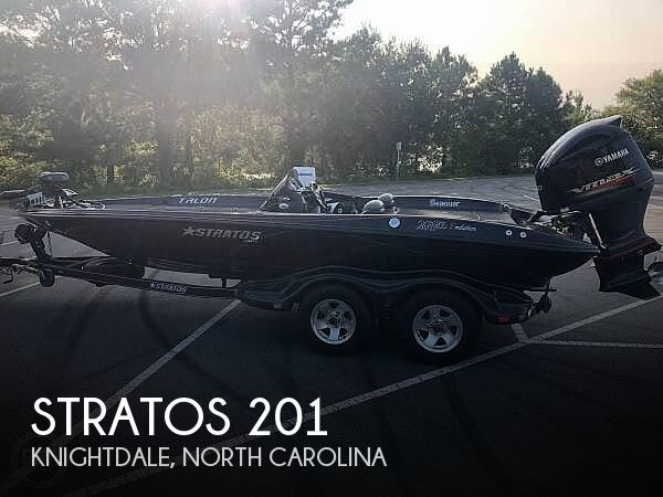 Used Stratos Boats For Sale by owner | 2011 Stratos 201