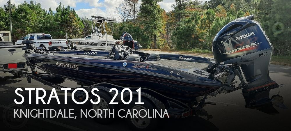 2011 Stratos boat for sale, model of the boat is 201 XL Evolution & Image # 1 of 41