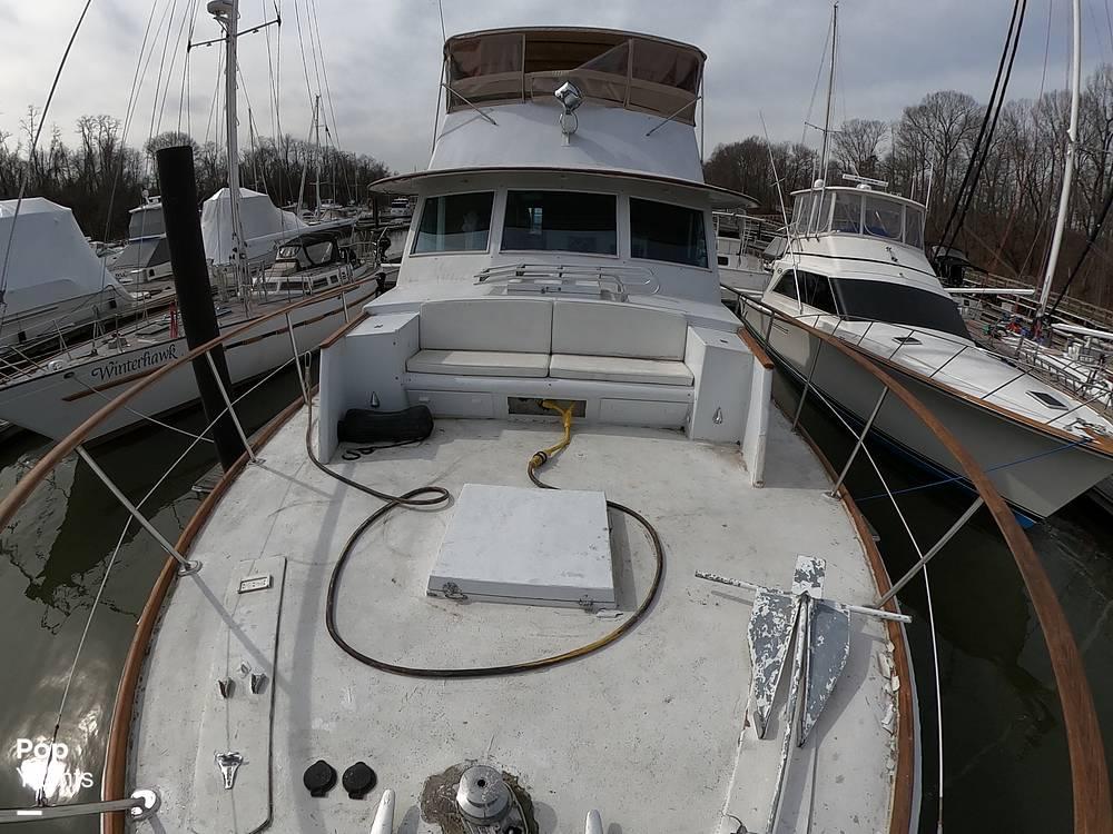 1972 Bertram boat for sale, model of the boat is 63 Motoryacht & Image # 2 of 40