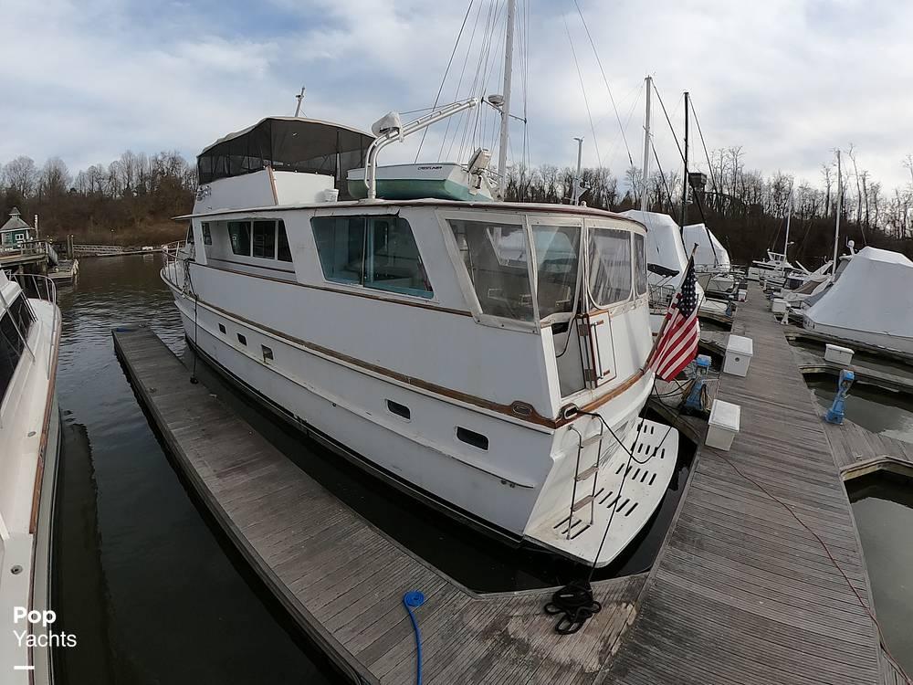 1972 Bertram boat for sale, model of the boat is 63 Motoryacht & Image # 19 of 40