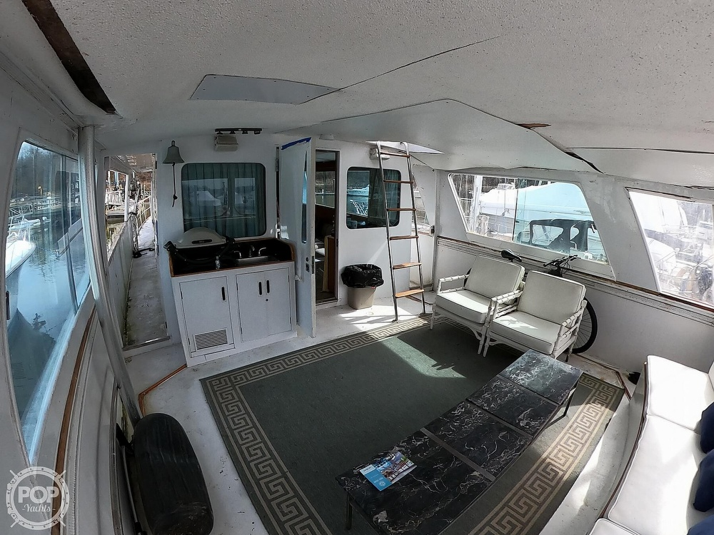 1972 Bertram boat for sale, model of the boat is 63 Motoryacht & Image # 21 of 40