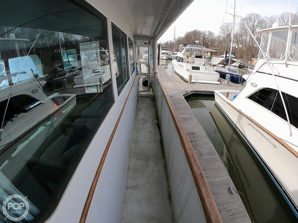 1972 Bertram boat for sale, model of the boat is 63 Motoryacht & Image # 28 of 40