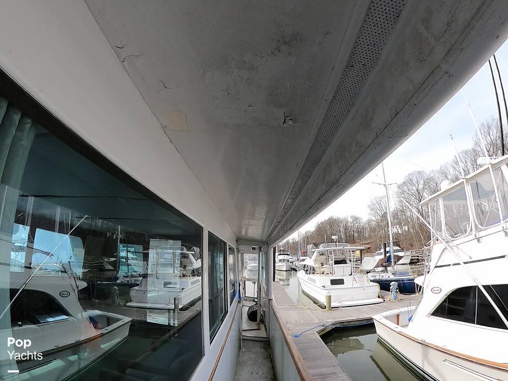 1972 Bertram boat for sale, model of the boat is 63 Motoryacht & Image # 29 of 40