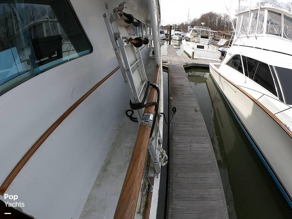 1972 Bertram boat for sale, model of the boat is 63 Motoryacht & Image # 30 of 40