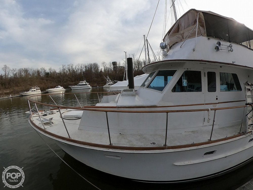 1972 Bertram boat for sale, model of the boat is 63 Motoryacht & Image # 33 of 40