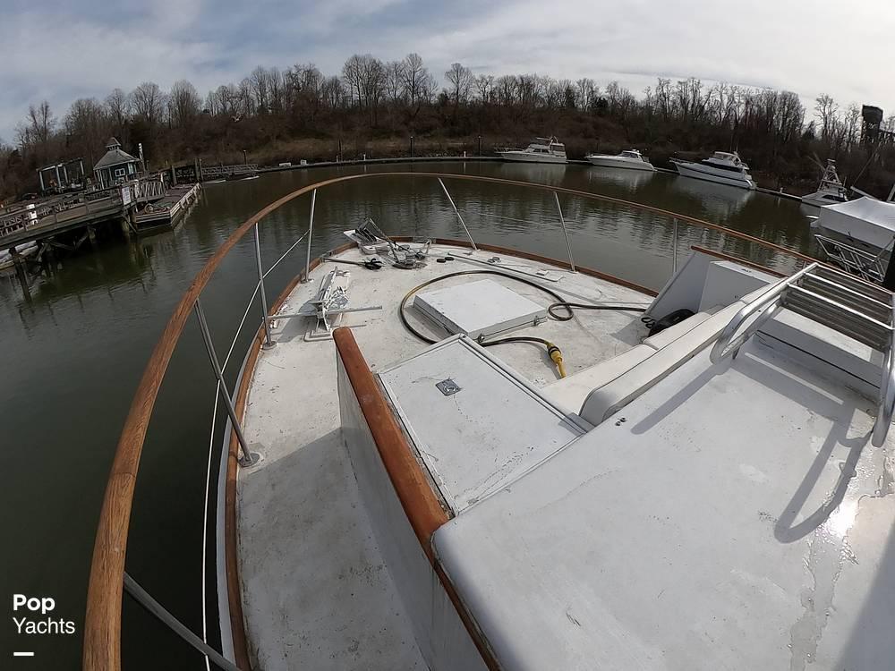 1972 Bertram boat for sale, model of the boat is 63 Motoryacht & Image # 34 of 40
