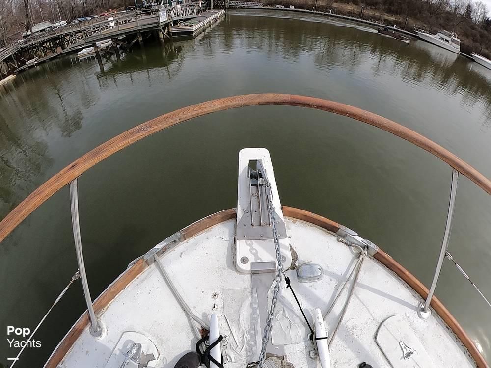 1972 Bertram boat for sale, model of the boat is 63 Motoryacht & Image # 35 of 40