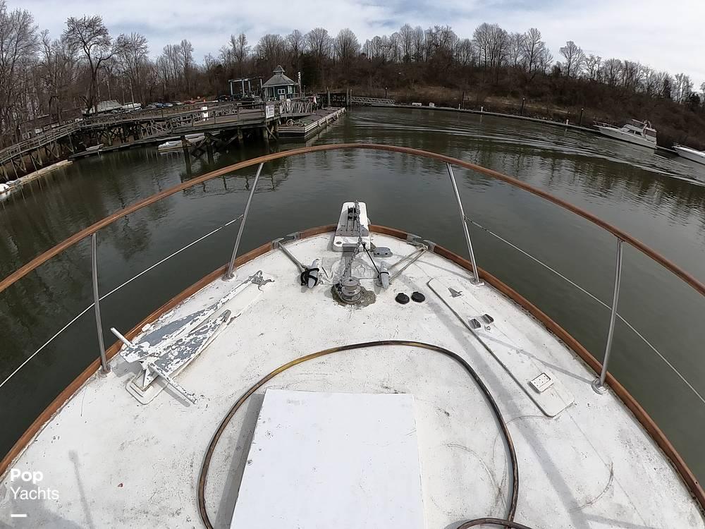 1972 Bertram boat for sale, model of the boat is 63 Motoryacht & Image # 36 of 40