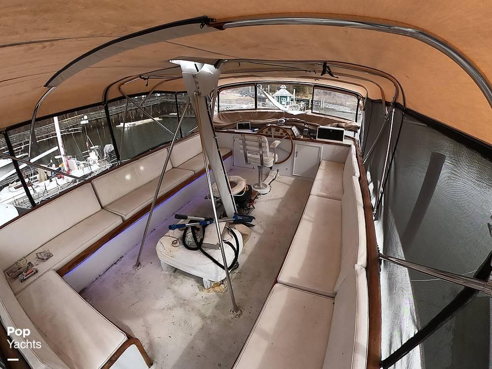 1972 Bertram boat for sale, model of the boat is 63 Motoryacht & Image # 8 of 40