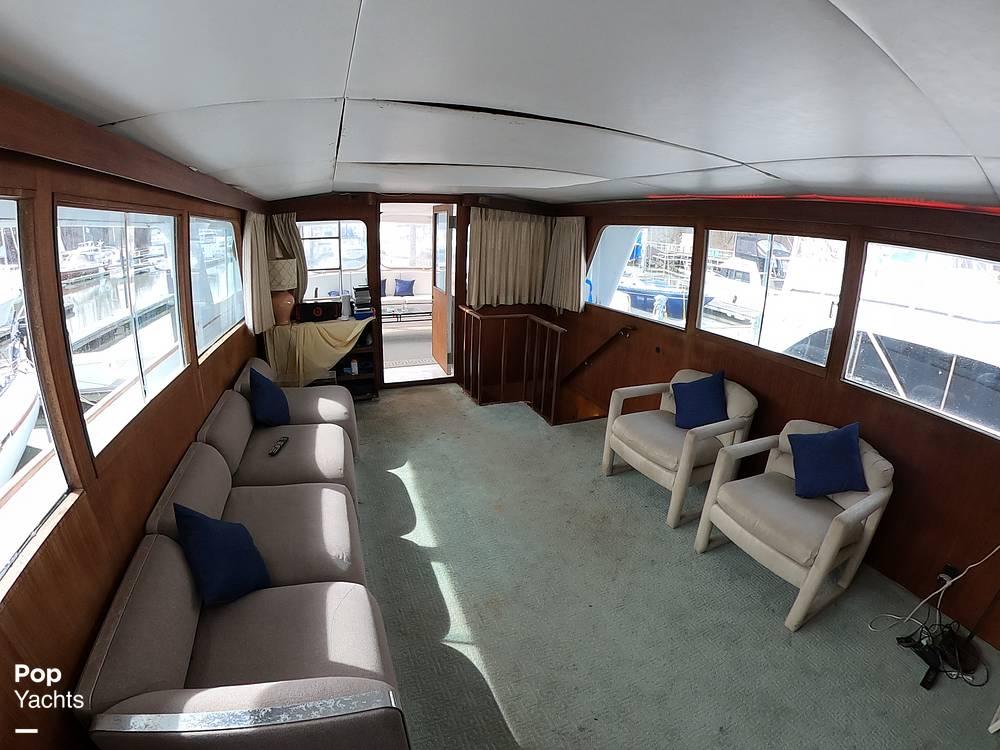 1972 Bertram boat for sale, model of the boat is 63 Motoryacht & Image # 9 of 40