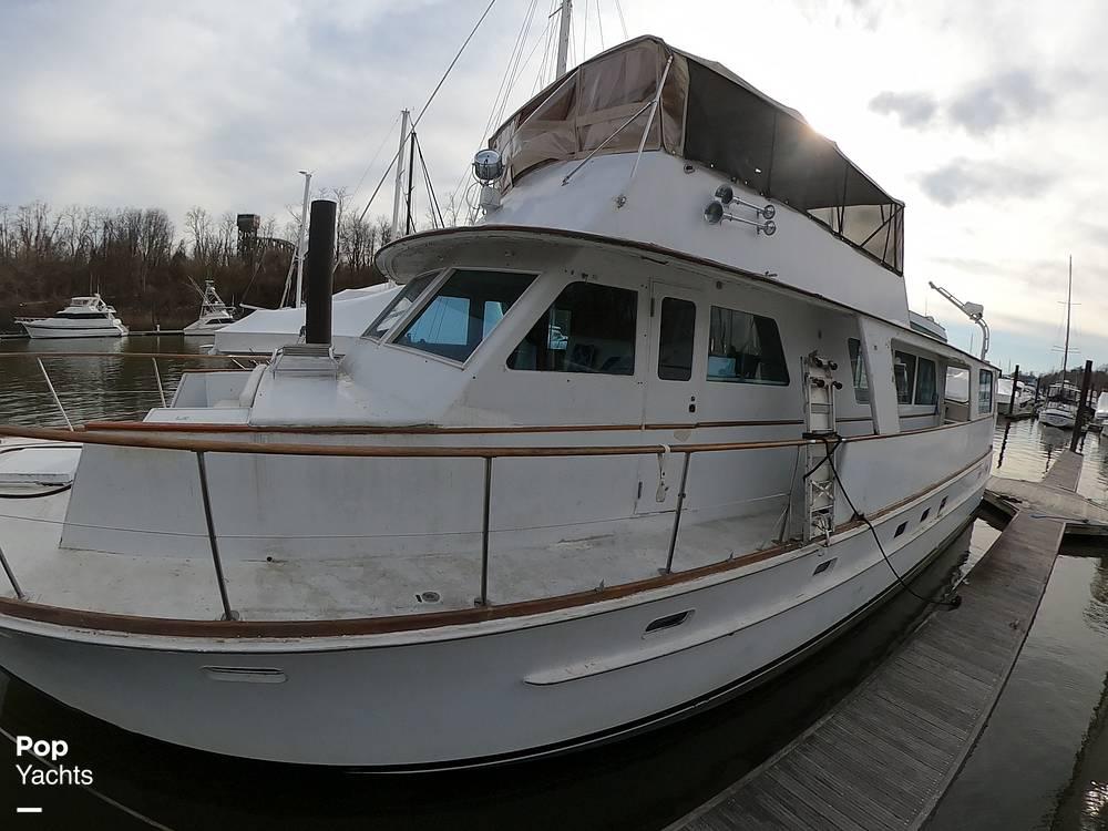 1972 Bertram boat for sale, model of the boat is 63 Motoryacht & Image # 16 of 40