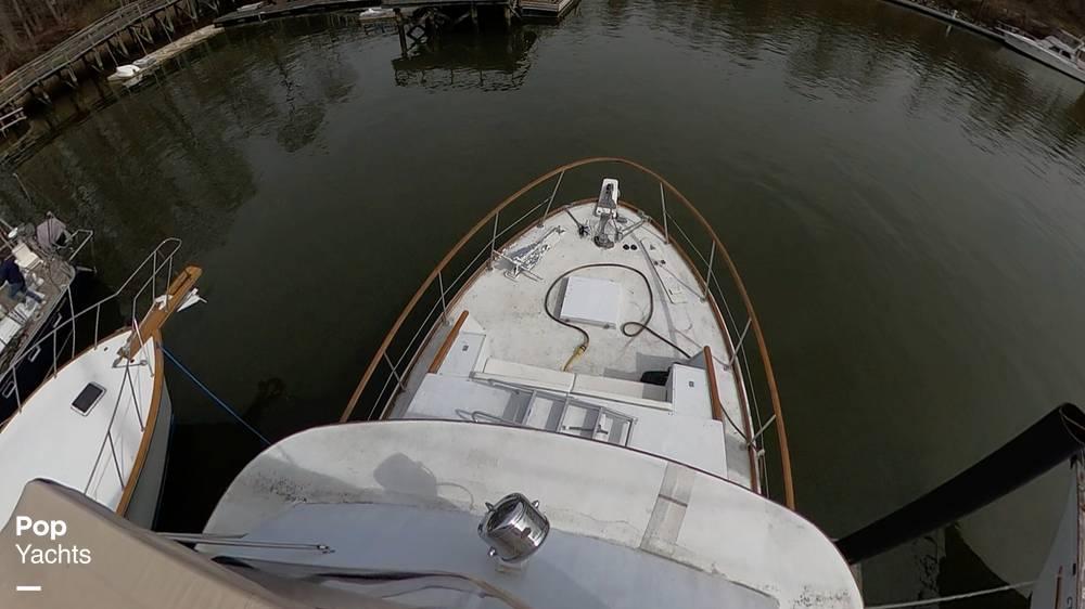 1972 Bertram boat for sale, model of the boat is 63 Motoryacht & Image # 17 of 40