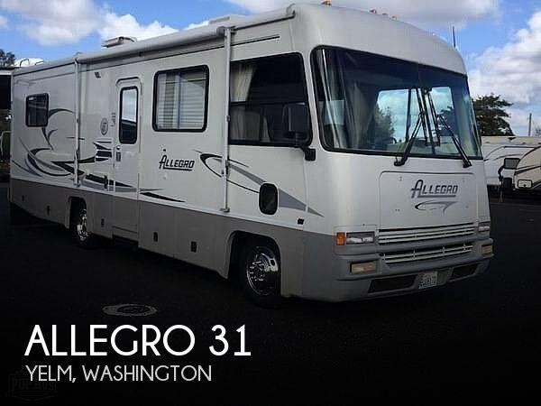 2000 Tiffin Allegro 31