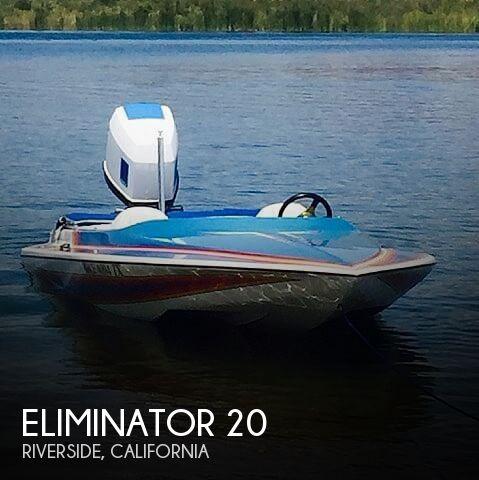 1989 Eliminator Stoker SST 20