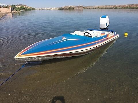 1989 Eliminator boat for sale, model of the boat is Stoker SST 20 & Image # 2 of 40