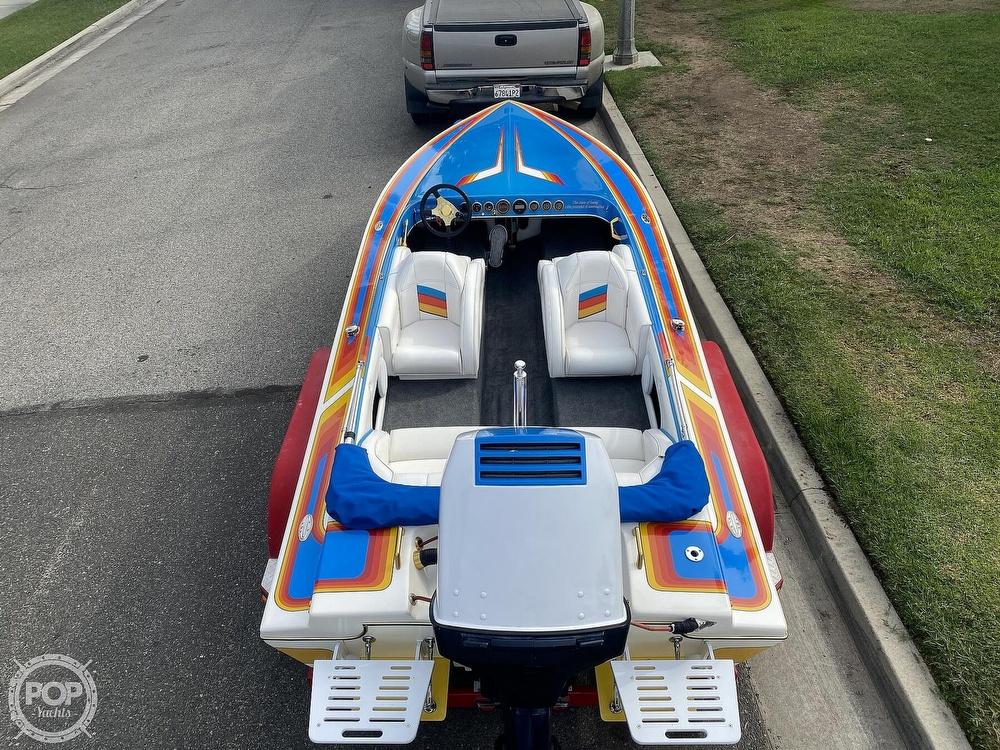 1989 Eliminator boat for sale, model of the boat is Stoker SST 20 & Image # 5 of 40