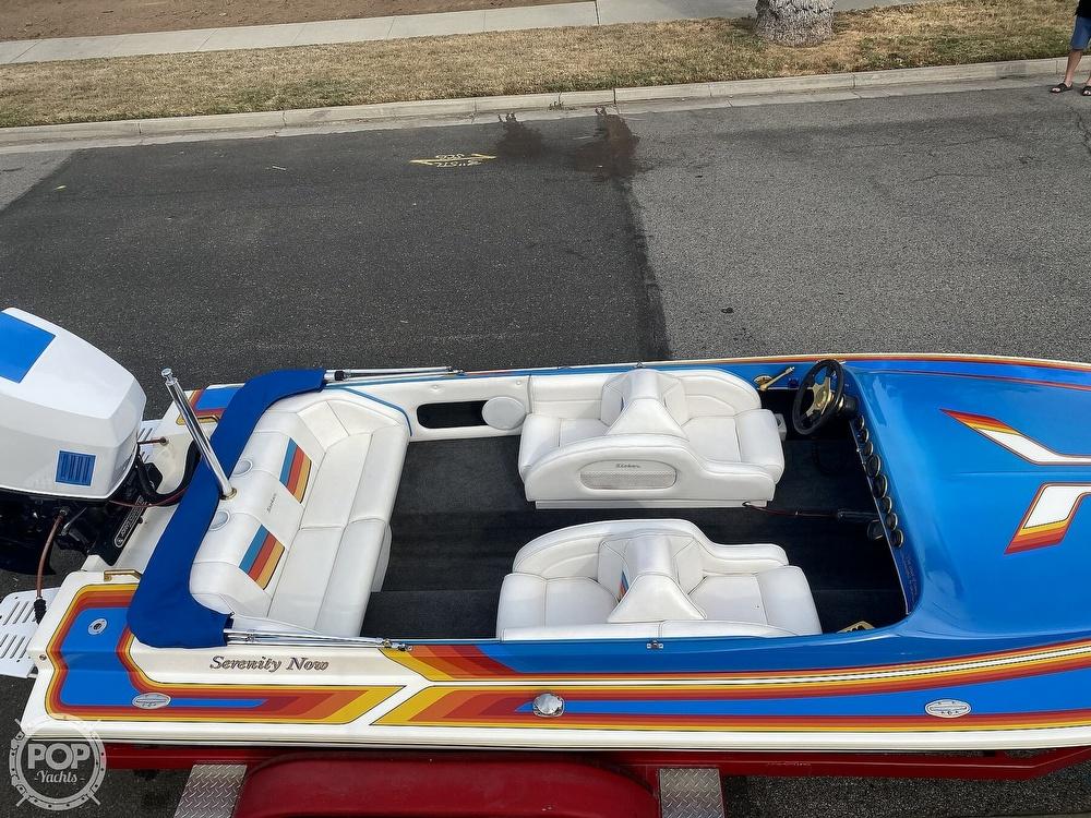 1989 Eliminator boat for sale, model of the boat is Stoker SST 20 & Image # 6 of 40
