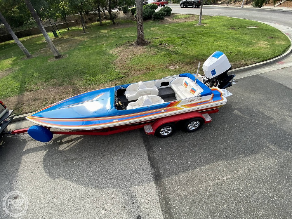 1989 Eliminator boat for sale, model of the boat is Stoker SST 20 & Image # 8 of 40