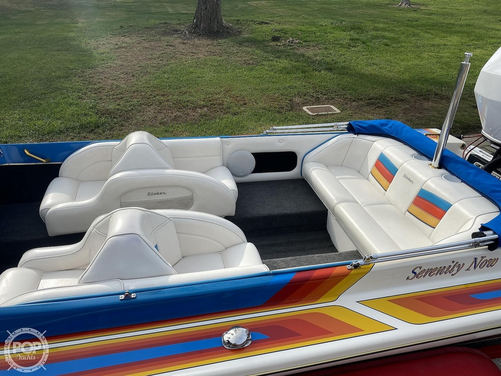 1989 Eliminator boat for sale, model of the boat is Stoker SST 20 & Image # 9 of 40