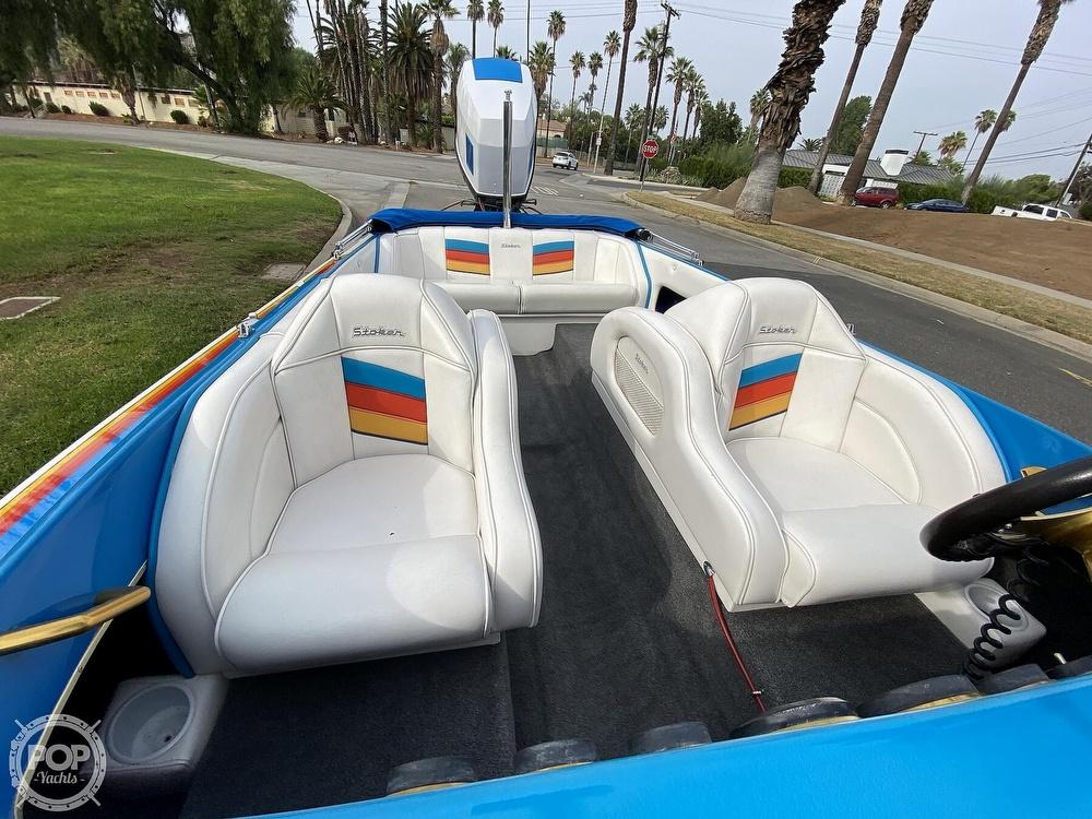 1989 Eliminator boat for sale, model of the boat is Stoker SST 20 & Image # 14 of 40