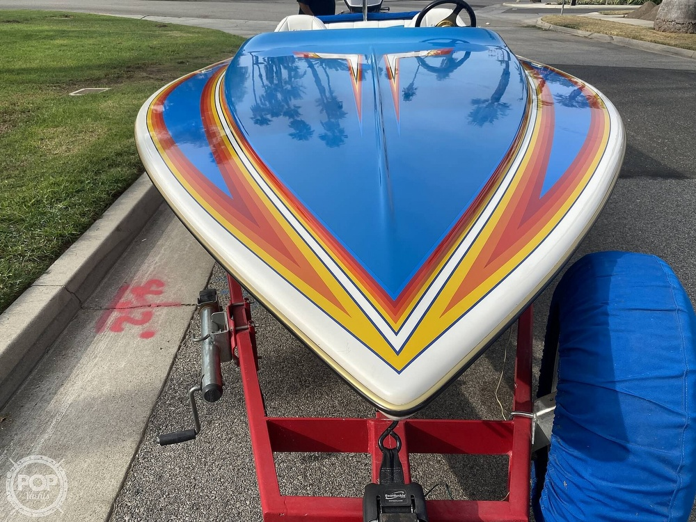 1989 Eliminator boat for sale, model of the boat is Stoker SST 20 & Image # 38 of 40