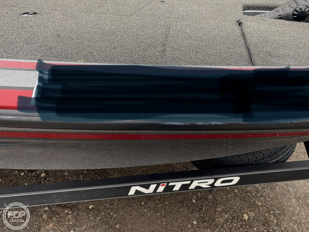 2017 Nitro boat for sale, model of the boat is Z19 & Image # 10 of 40
