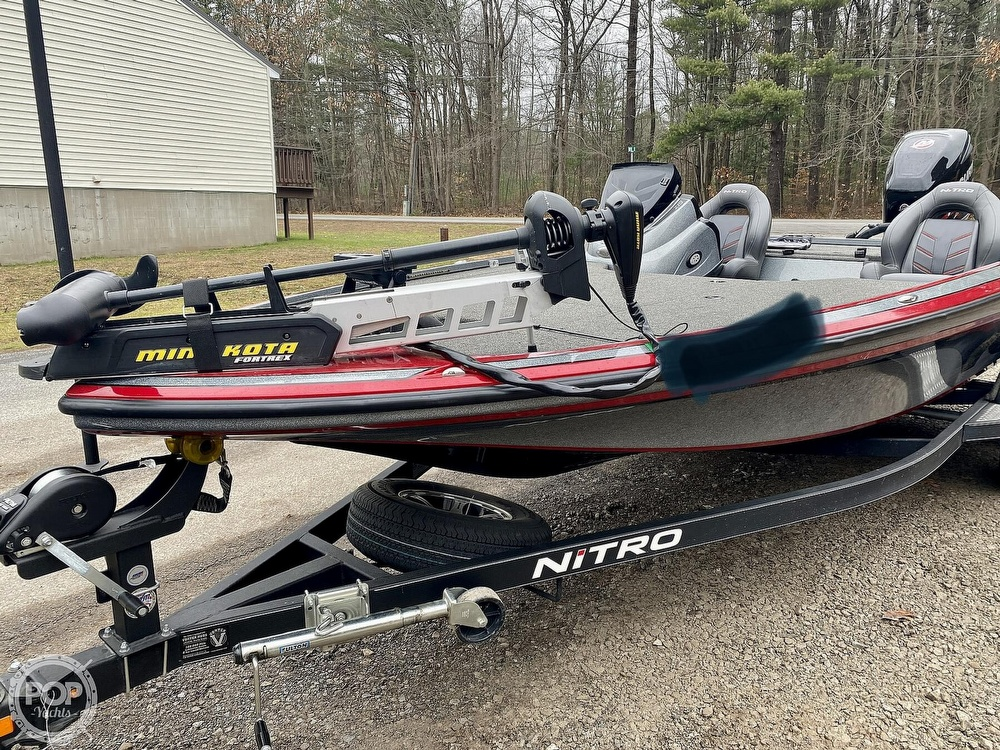 2017 Nitro boat for sale, model of the boat is Z19 & Image # 3 of 40