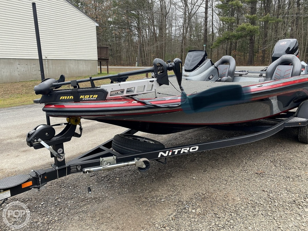 2017 Nitro boat for sale, model of the boat is Z19 & Image # 11 of 40